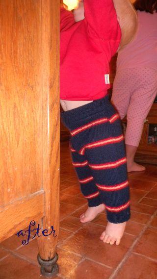 Before kais pants